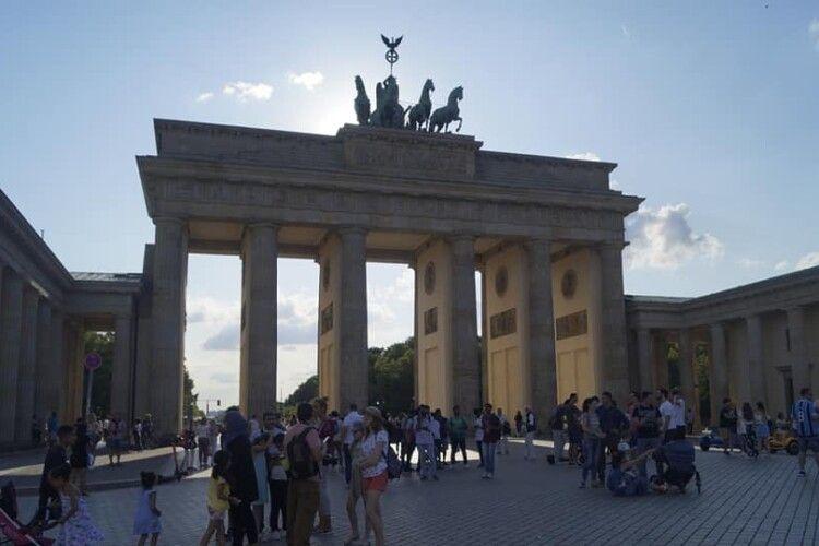 «Я полюбив столицю Німеччини», – веломандрівник із Камінь-Каширщини