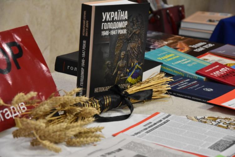Волинянам відкрили нові сторінки Голодомору