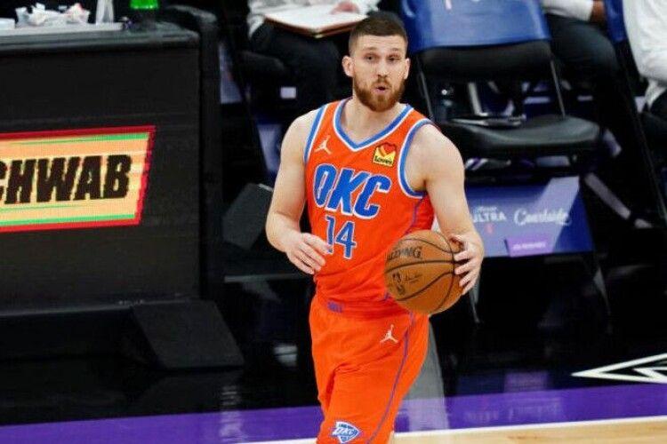 Святослав Михайлюк завершив свій третій сезон в НБА, можливо, залишиться без команди