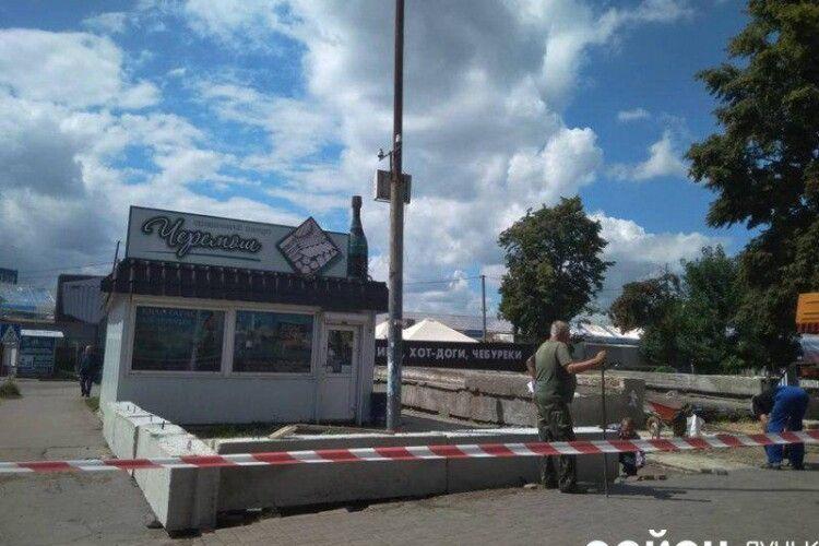 Біля автостанції у Луцьку будуватимуть торгове приміщення