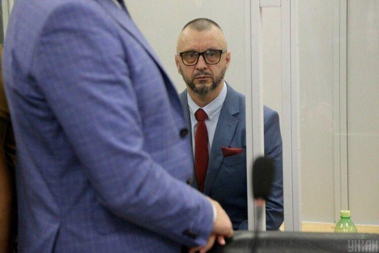 Київський апеляційний суд залишив Андрія Антоненка під вартою
