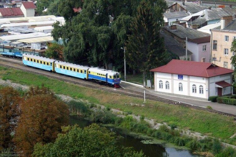 Коли запрацюють дитячі залізниці?