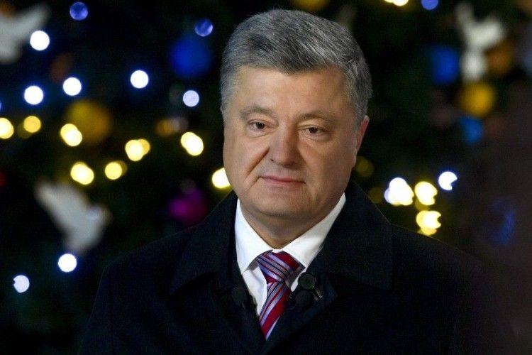 Петро Порошенко: «Найважче вже минуло, і найгірше – теж позаду. Головне – у передвиборчій гонитві не затоптати паростки розвитку» (Відео)