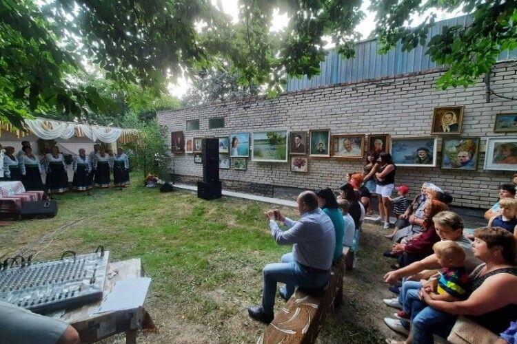 Як в Озденіжі Луцької громади відзначили день села (Фото)