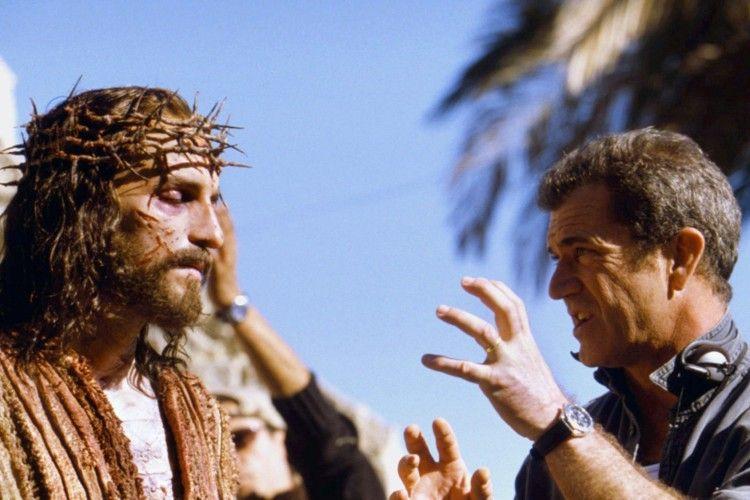 Мел Гібсон сам «прибив» Ісуса до хреста