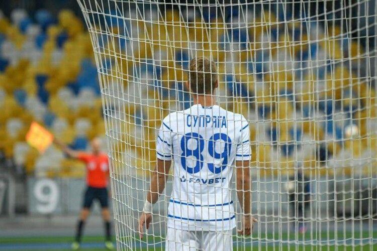 «Болонья» вже готова викласти за Супрягу 12 мільйонів євро – «Динамо» хоче 20