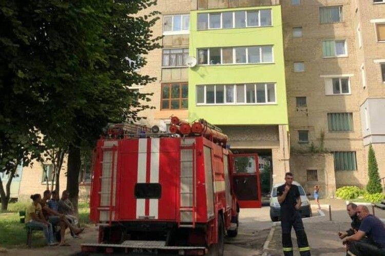У Нововолинську жінка пішла з дому і забула, чи вимкнула плиту: викликала рятувальників
