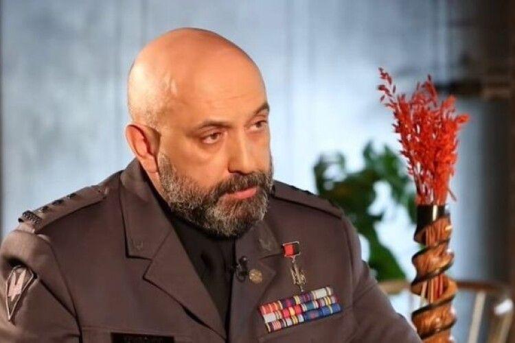 Президент Зеленський звільнив Кривоноса з РНБО після критики на свою адресу