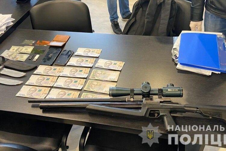 На Волині поліція «накрила» постачальників наркотиків у виправні установи