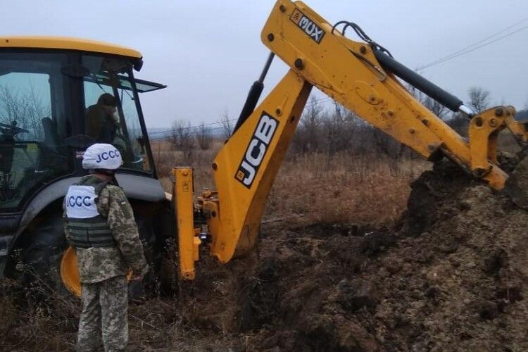 На Донбасі зафіксовано дев'ять порушень режиму припинення вогню