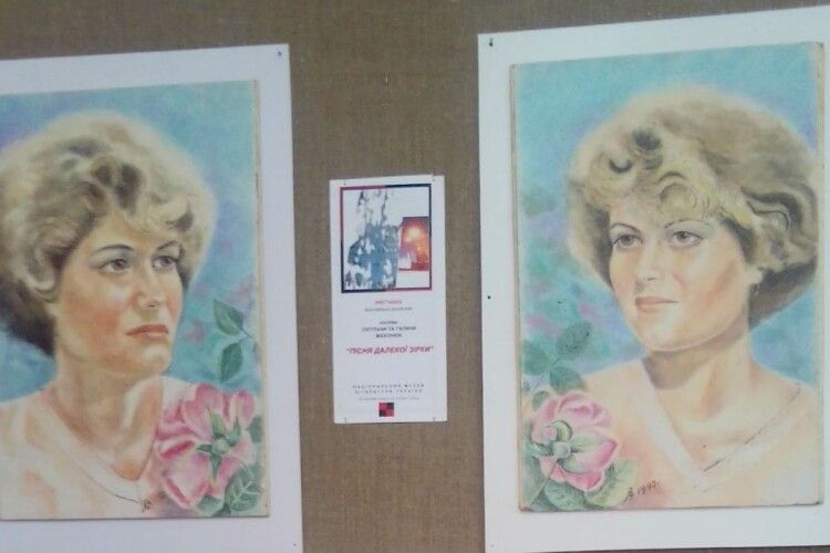 У музеї на Волині відкрили виставку авторських робіт сестер Махонюк (Фото)