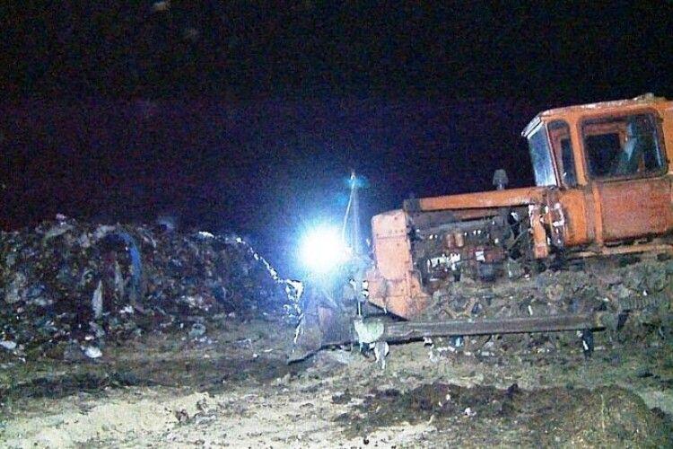 Львів'яни знов підкинули своє сміття вінниччанам
