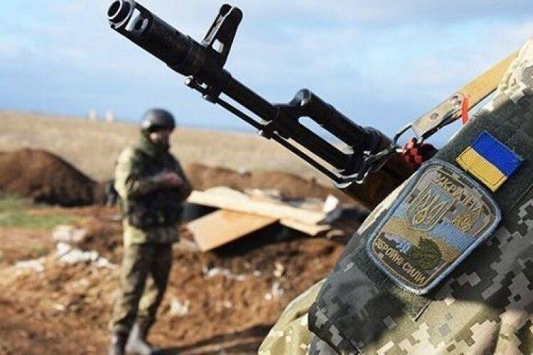 В зоні ООС за добу з українського боку – без втрат