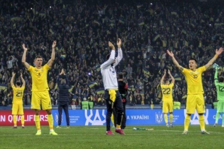 Став відомим перший суперник збірної України на Євро-2020
