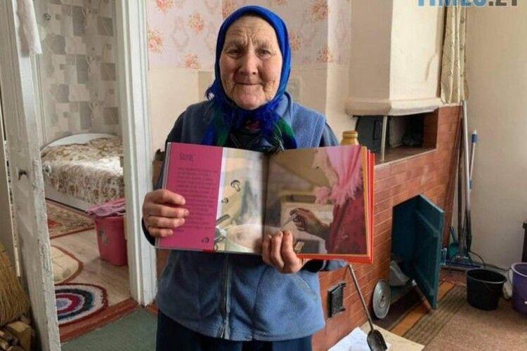 Пенсіонерка із Житомирщини потрапила на сторінки «Нью-Йорк таймс»