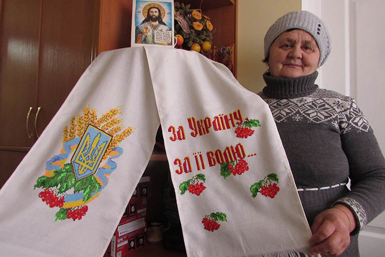 Маріїні рушники — символи України