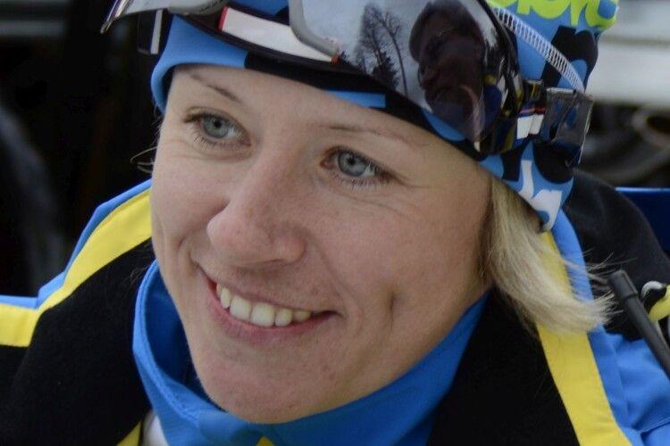 Паралімпійська чемпіонка з Волині знову кує медалі (Відео)