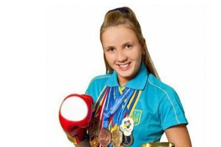 Боксерка з Волині Тетяна Коб привезла золоту медаль