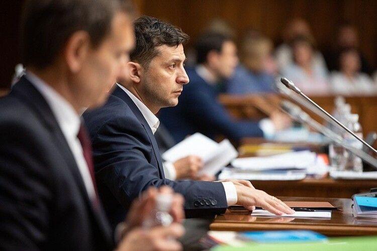 Зеленський пропонує ввести кредитні канікули для малого бізнесу