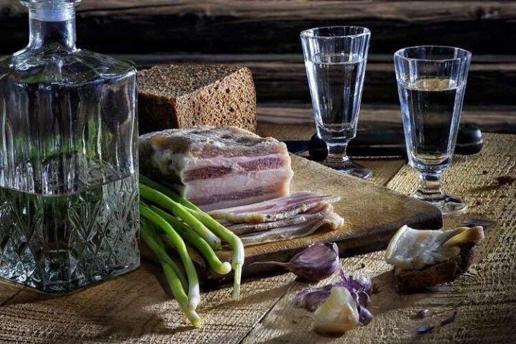 Волиняни полюбляють самогон більше, ніж інші українці