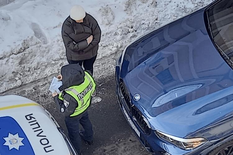 У центрі Луцька – аварія: рух ускладнений (Фото)