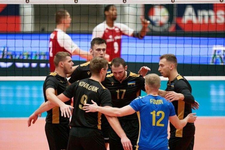 Волейбол: визначилися усі учасники чоловічого Євро-2021