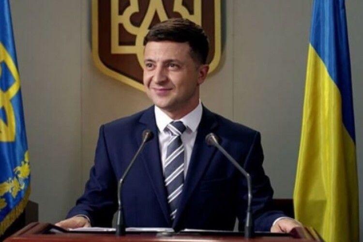Команда Зеленського опублікувала програму заходів на інавгурацію