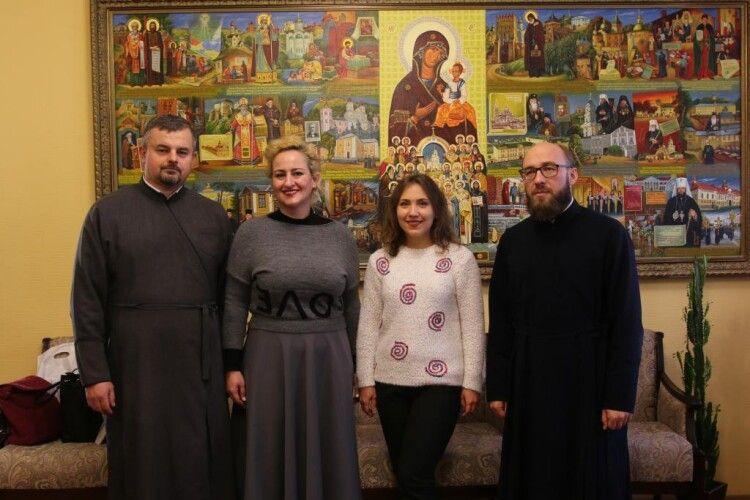 У Волинській богословській академії вивчатимуть грецьку мову