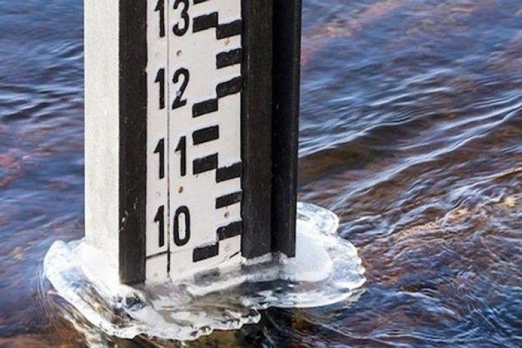 У Бузі і притоках вода може піднятись на метр