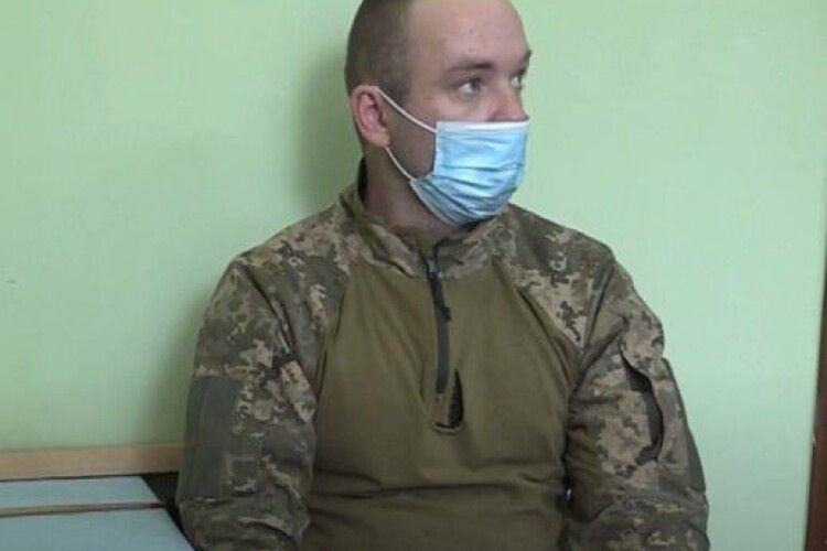 Воїн 14-ї «волинської» бригади потрапив у російський полон