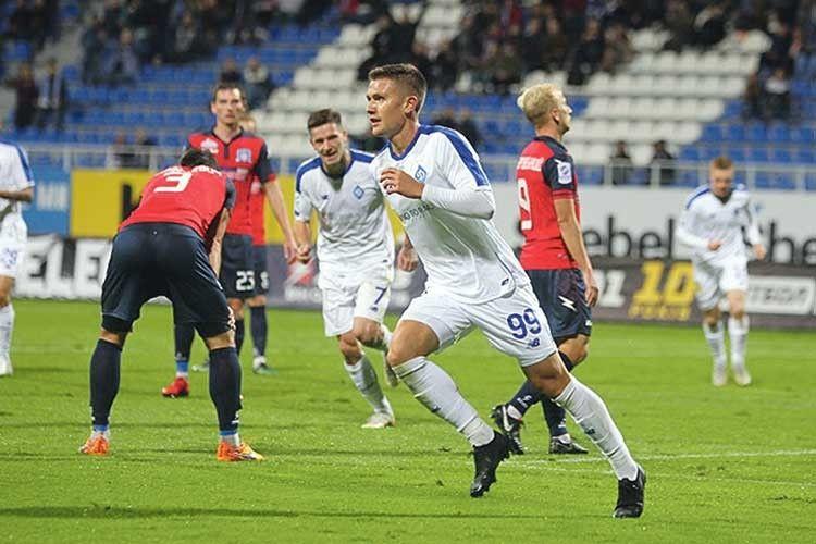 «Арсенал» далеко нелондонський, проте київське «Динамо» заледве «не відканонірив»