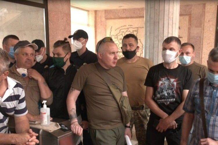 Волинські атовці просять депутатів висловити недовіру голові облдержадміністрації