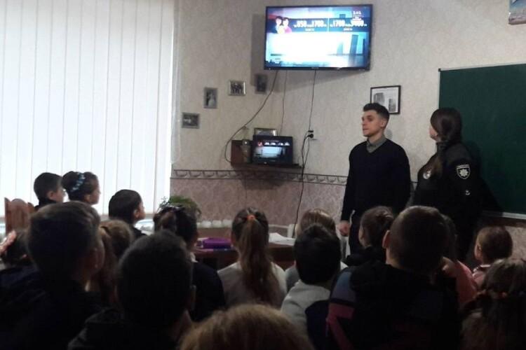 Волинські прокурори провели уроки правового виховання