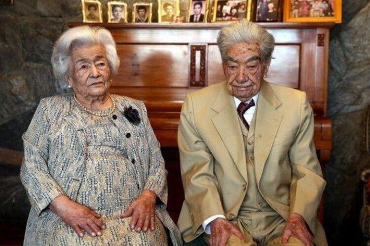 Знайшли найстаріше подружжя у світі: їх спільний вік - 214 років