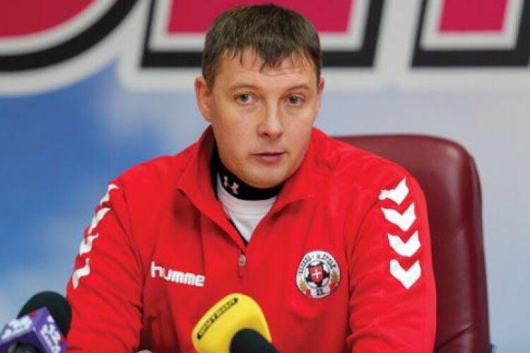 Андрій Тлумак: «Нас примусили грати з «Минаєм», попри те, що п'ятеро гравців «Волині» напередодні матчу злягли з коронавірусом»