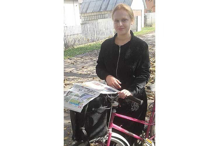 Листоноша зЛуганська: «Якщо тинесеш усобі добро, тойдотебе добре ставляться»