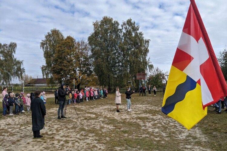 У волинській школі оригінально відзначили День захисників і захисниць України (Фото, відео)