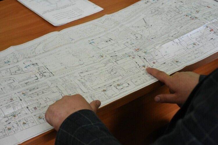Через реконструкцію проспекту Волі в Луцьку перекриють ще кілька вулиць