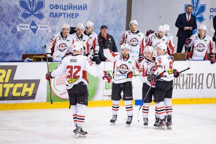 «Донбас» вчетверте обіграв «Сокіл» і став чемпіоном УХЛ