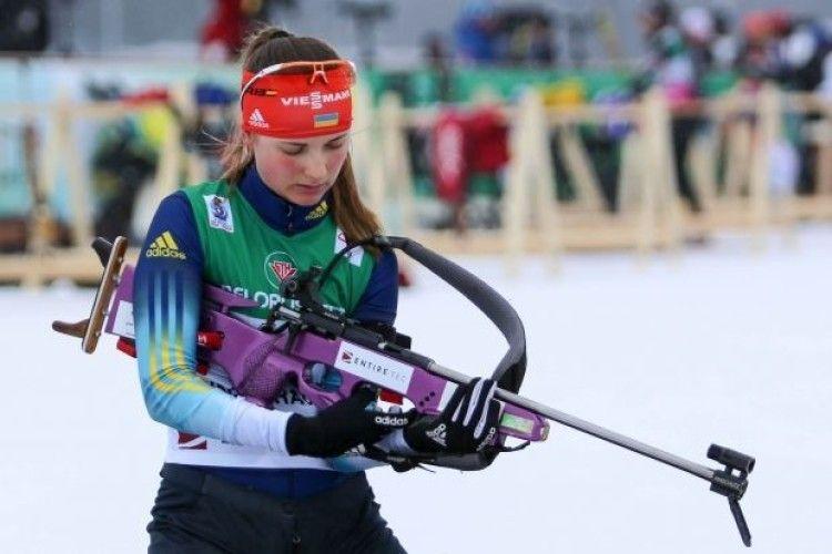 Українка Юлія Журавок здобула «дерев'яну» медаль в індивідуальній гонці
