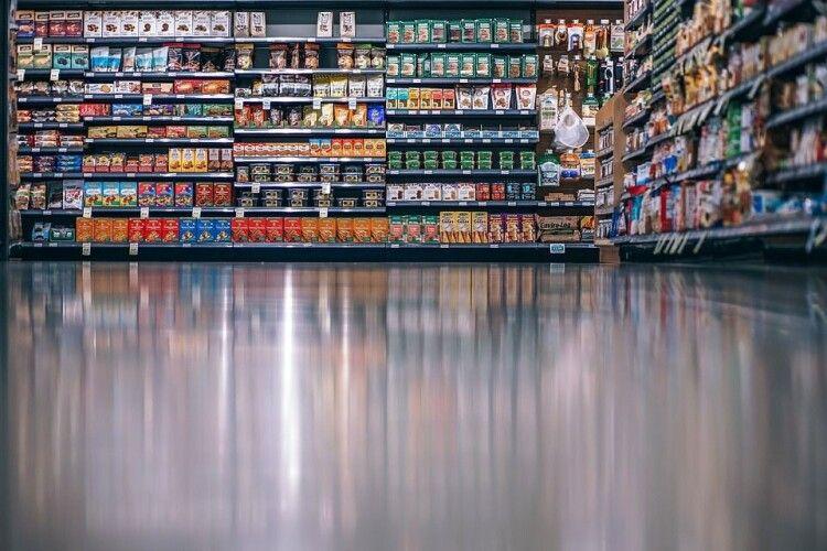 У супермаркеті Рівного помітили «чаклунку» (Відео)