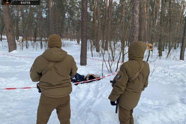 У Києві в парку знайшли труп дівчини