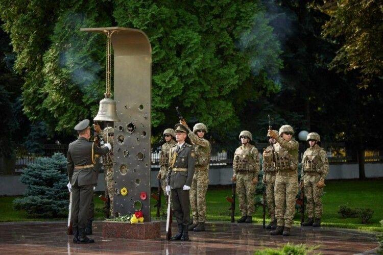Зеленський присвоїв звання Героя України двом добровольцям, які загинули у жовтні 2014 року