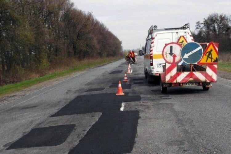 Дорогу до Гаразджі відремонтують за 64 млн