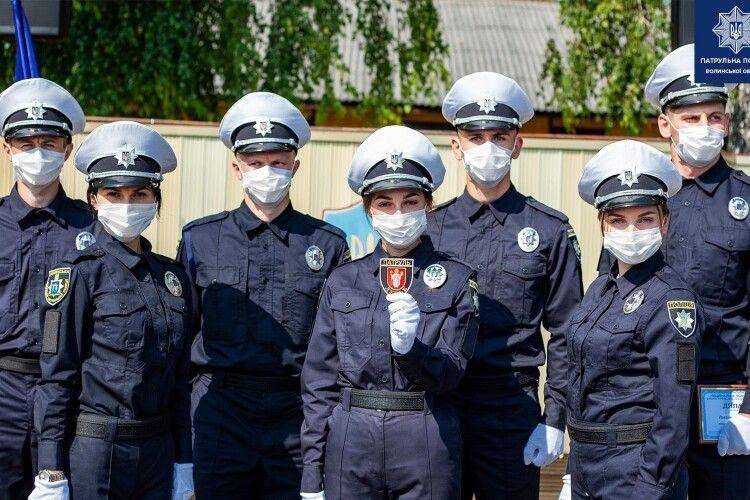 Волинянин став кращим випускником Рівненської академії патрульної поліції