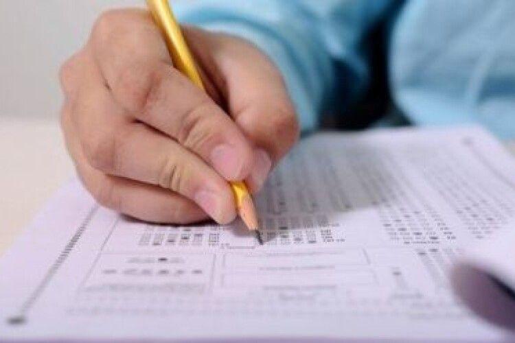 Учні з Ковеля, які отримали 200 балів на ЗНО з хімії, мають високі результати і з інших предметів