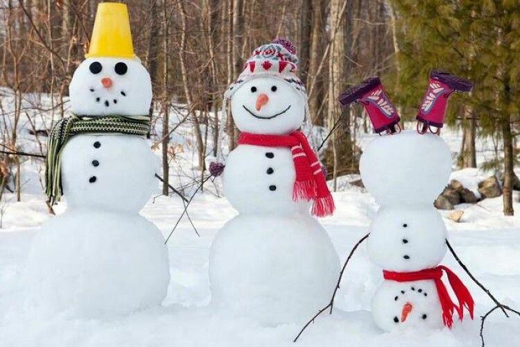 Погода на п'ятницю, 7 лютого: на Волинь таки прийшла зима!