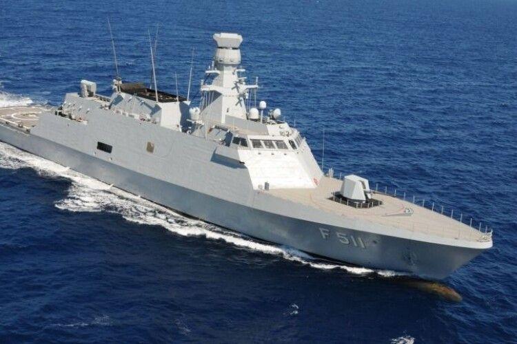 У Туреччині заклали корвет для ВМС ЗСУ (Фото)