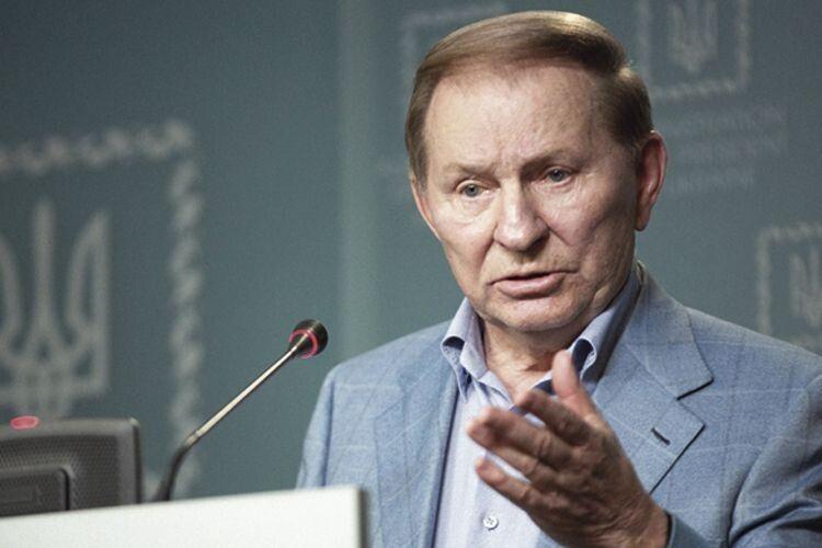 Яке питання Леонід Кучма просив неставити чинному Президенту?