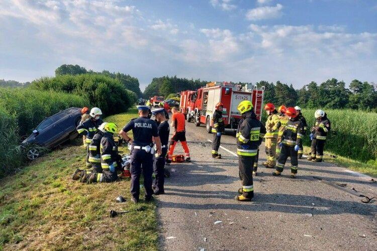У Польщі помер другий українець, постраждалий у ДТП з п'яною полькою
